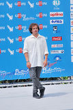 Brando Pacitto al Giffoni Ekranowy festiwal 2016 Obrazy Royalty Free