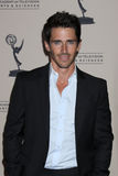 Brandon Beemer arrives at the ATAS Daytime Emmy Awards Nominees Reception Stock Photography