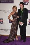 Brandon Davis,Nicole Richie Stock Photos