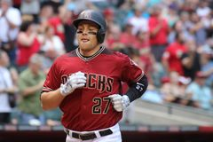 Brandon Drury #27 Royalty Free Stock Images