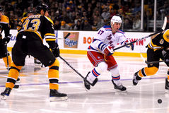 Brandon Dubinsky New York Rangers Royalty Free Stock Photo