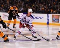 Brandon Dubinsky, New York Rangers Στοκ Εικόνες