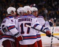 Brandon Dubinsky, New York Rangers Stock Photos