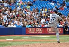 Brandon Gomes des rayons de Tampa Bay Image stock