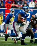 Brandon Jacobs, New York Giants Imagen de archivo