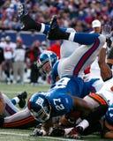 Brandon Jacobs, New York Giants Imagen de archivo libre de regalías