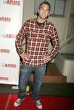 Brandon McMillan 'skóry Handlowy' Los Angeles premiera, Najważniejsi studia, Hollywood, CA. 02-25-10 Obrazy Royalty Free