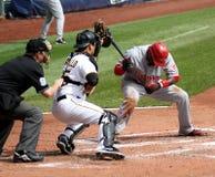 Brandon 'phillips' dei Cincinnati Reds Fotografia Stock Libera da Diritti