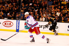 Brandon Prust New York Rangers Royalty Free Stock Image