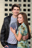Brandon Routh, Courtney Ford Royalty Free Stock Photo