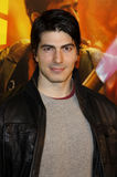 Brandon Routh. At the LA premiere of `Watchmen` held at the Grauman`s Chinese Theater in Hollywood, California, United States on March 3, 2009 stock image