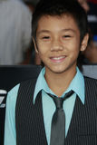 Brandon Soo Hoo GI Joe Premiere Stock Photography