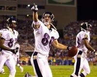 Brandon Stokley, Baltimore Ravens Stock Photo