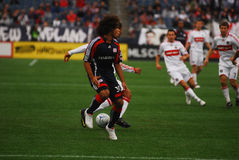 Brandon Tyler, New England Revolution Stock Photography