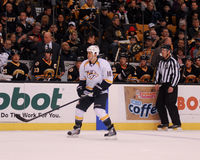 Brandon Yip, Nashville Predators. Nashville Predators forward Brandon Yip #18 Royalty Free Stock Photos