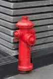 brandpost Royaltyfri Bild