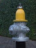 Brandpost--New Orleans Arkivbild
