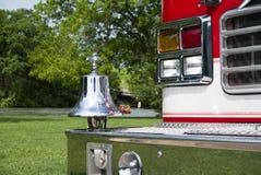 brandräddningsaktion till vatten arkivbilder