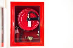 Brandsäkerhetsutrustning arkivfoto