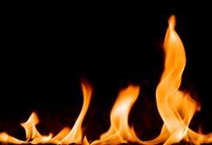 Brandschott lizenzfreie stockbilder