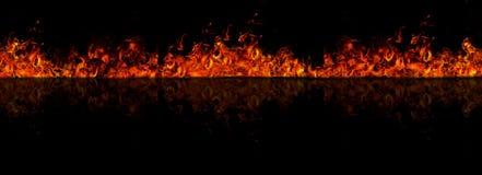 Brandschott stockfotografie