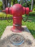 Brandskydd Arkivbild