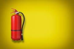 Brandsläckare Royaltyfria Bilder