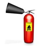 Brandsläckare Arkivfoton
