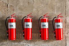 Brandsläckare Royaltyfri Foto