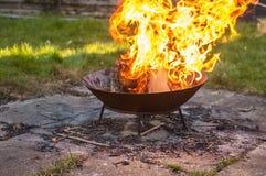 Brandställe 6 Arkivfoton