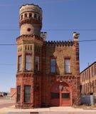 Brandstation nummer 1 Arkivfoto