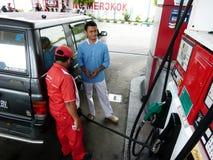 brandstof stock foto