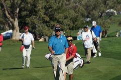 Brandt Jobe 2012 Farmers Insurance Open Stock Photography