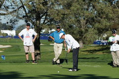 Brandt Jobe 2012 Farmers Insurance Open Royalty Free Stock Photo