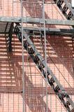 Brandtrap Stock Fotografie