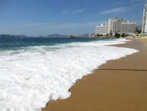 Brandung Acapulcos Mexiko Lizenzfreie Stockfotos
