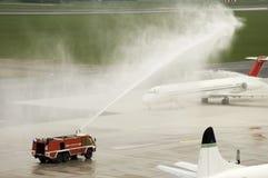 brandvarning Royaltyfria Bilder