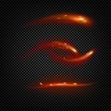 Brandvektordiagram fps10 royaltyfri illustrationer