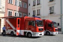 Brandweer Royalty-vrije Stock Foto's