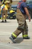 Brandweerlieden Royalty-vrije Stock Fotografie