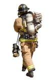 Brandweerman stock afbeeldingen