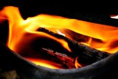 brandwond Stock Afbeeldingen