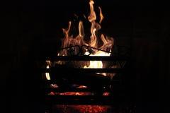brandwond royalty-vrije stock afbeeldingen