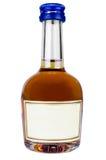 Brandy bottle Royalty Free Stock Photos