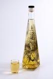Brandy de la hierba Imagen de archivo libre de regalías