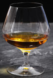 Brandy glass Royalty Free Stock Image