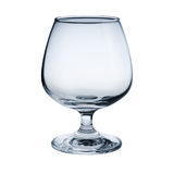 Brandy goblet Stock Photos