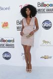 Brandy Norwood at the 2012 Billboard Music Awards Arrivals, MGM Grand, Las Vegas, NV 05-20-12 Royalty Free Stock Photos
