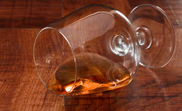 Brandy Snifter Stock Images