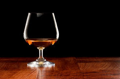 Brandy Snifter Royalty Free Stock Images